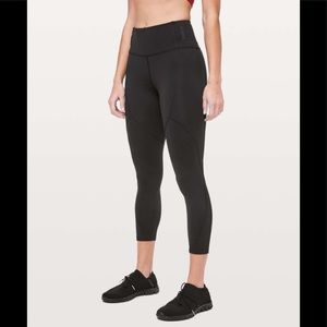 Lululemon To the Beat Tights 24""